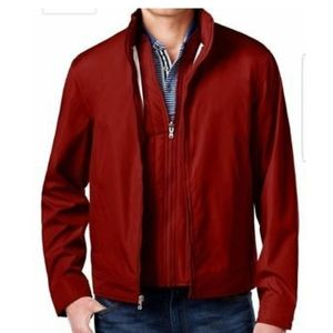Michael Kors Ruby Red 3-in-1 jacket NWT